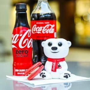 Cocaola bear