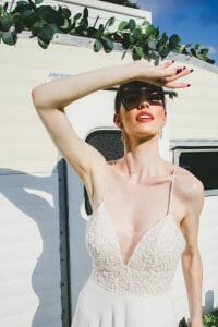 High Fashion Bride